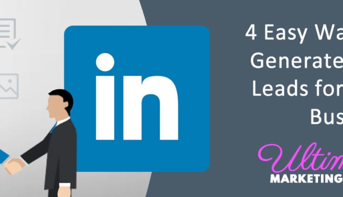 4 Easy Ways to Generate New Leads for Your Business