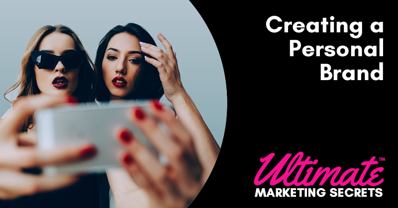 Creating a Personal Brand 800