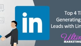 Top 4 Tips for Generating More Leads with LinkedIn