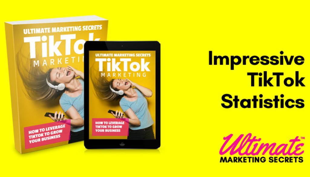 Impressive TikTok Statistics