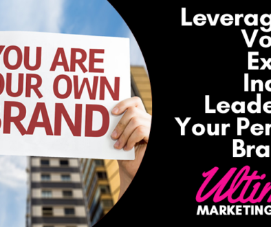 Leverage The Voice of Existing Industry Leaders for Your Personal Branding