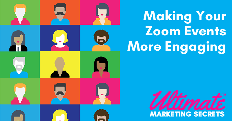 Making Your Zoom Events More Engaging 800