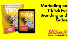 Marketing on TikTok For Branding and Sales.fw
