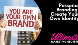 Personal Branding: Create Your Own Identity
