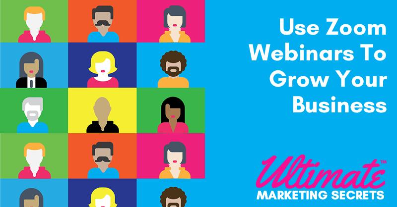 Use Zoom Webinars To Grow Your Business 800