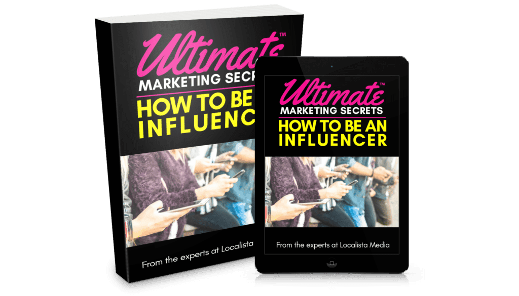 Ultimate Marketing Secrets – Become an influencer eBook