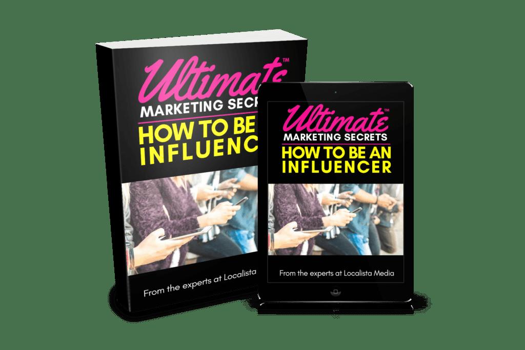 Ultimate Marketing Secrets – Become an influencer eBook