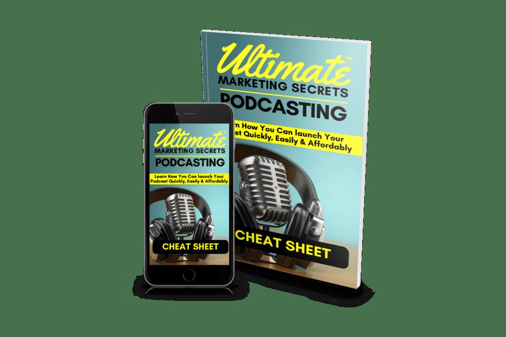 Ultimate Marketing Secrets: Podcasting